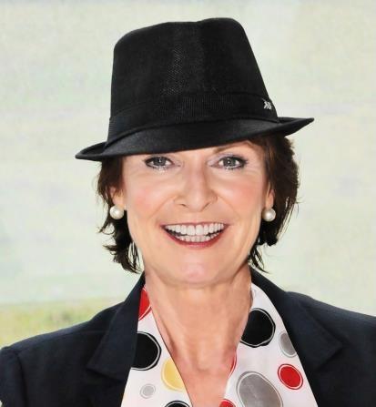 Rednerin Anne M. Schüller
