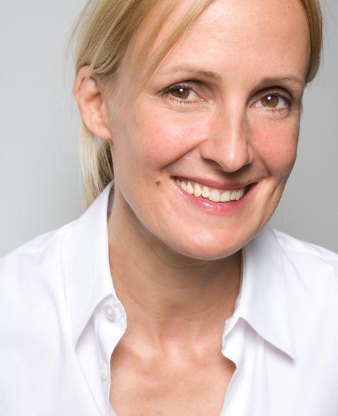 Bergsteigerin Helga Hengge