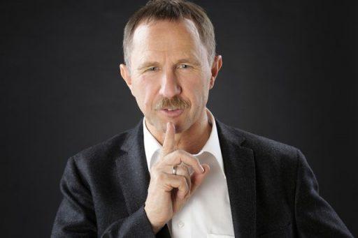 Extremsportler und Unternehmer Hubert Schwarz