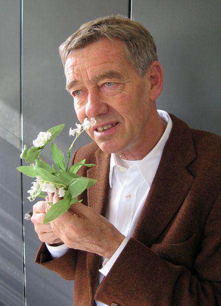 Duftexperte Prof. Dr. Dr. Dr. Hanns Hatt