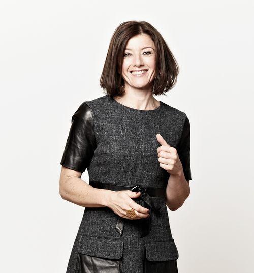 Referentin Sabine Hübner