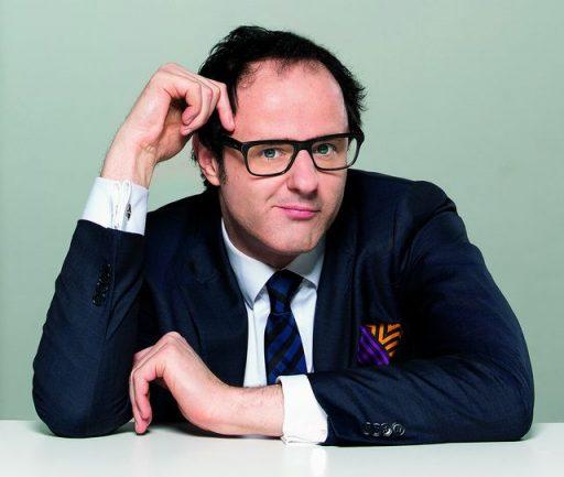 Kabarettist Vince Ebert